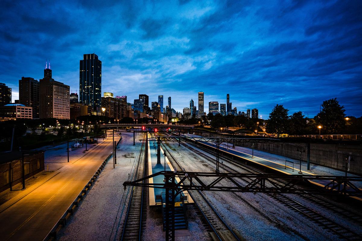 Imagem capa - Chicago por Rafael Volsi