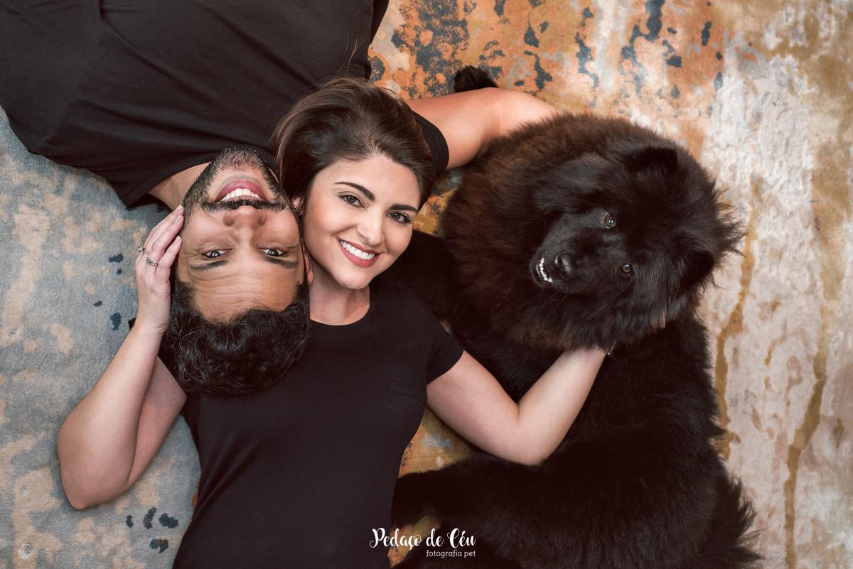 Imagem capa - Dicas para o seu Ensaio Pet ser mAUravilhoso! por Daiane Oliveira
