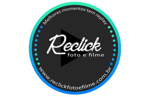 Logotipo de Reclick Foto e Filme