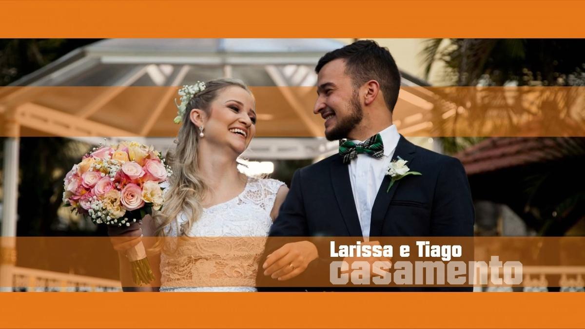 Imagem capa - Casamento Larissa e Thiago Parte 1 por Érica Marci