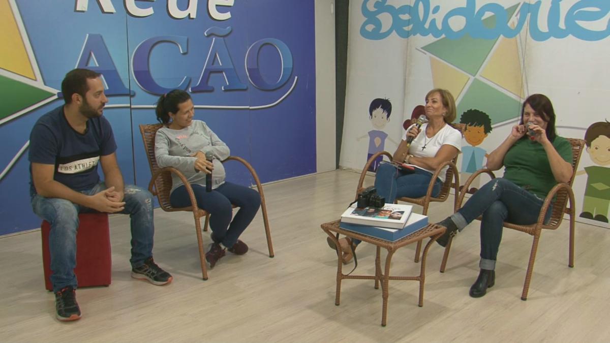 Imagem capa - Entrevista no programa Rede Ação por Érica Marci