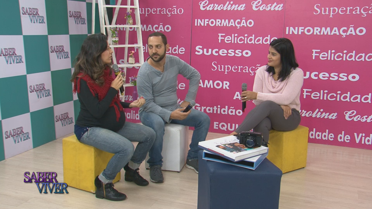 Imagem capa - Entrevista no programa Saber Viver por Érica Marci