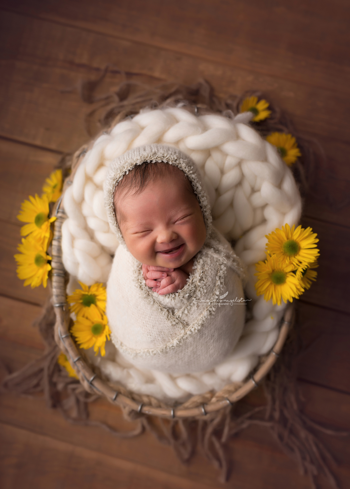Imagem capa - Sofia, a menina do sorriso ESPECIAL!! por Maria Evangelista