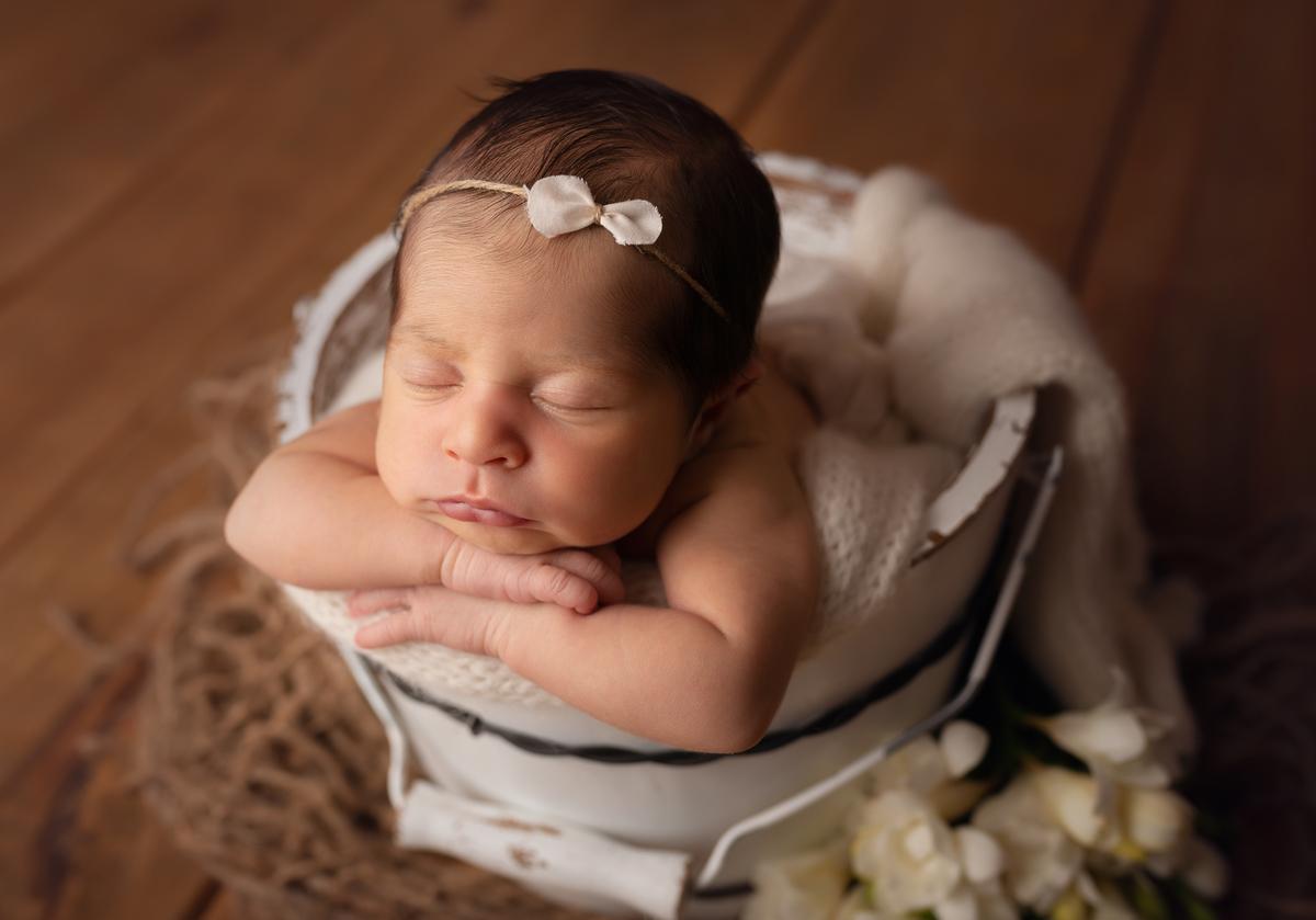 Imagem capa - Sessão Newborn  por Maria Evangelista