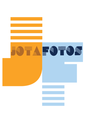 Logotipo de Jota Fotos