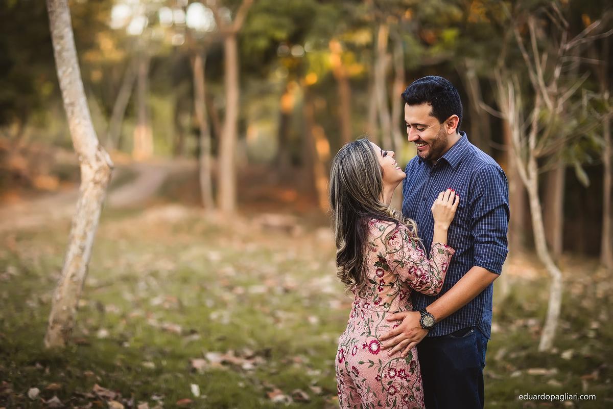 surpresa para contar gravidez ao marido