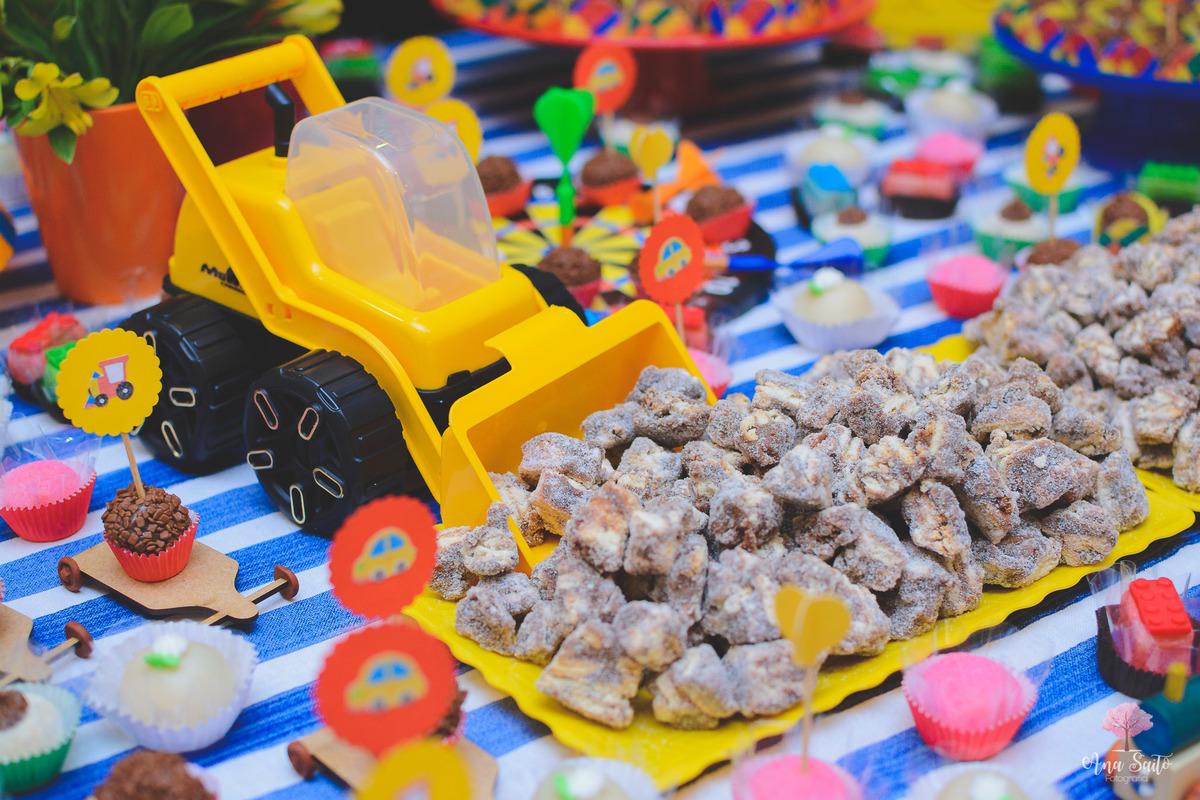 Aniversário Infantil com tema brinquedos em São Paulo