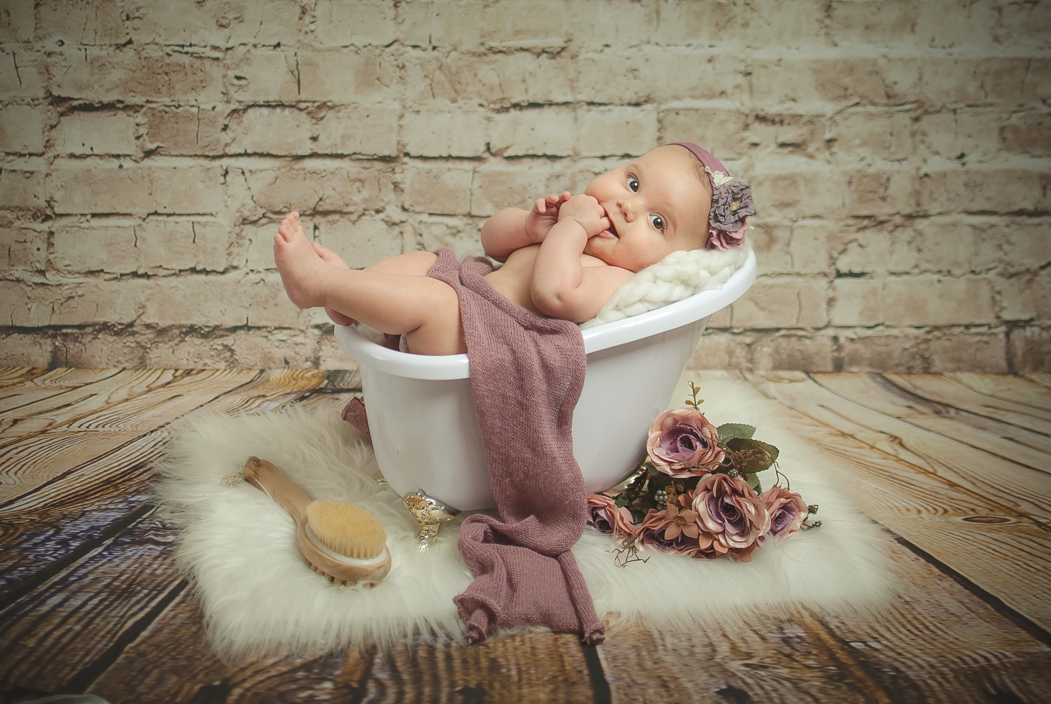 Contate Acompanhamento de Bebês - Recém-Nascido - Smash the Cake