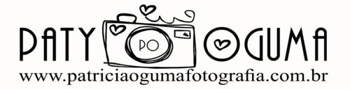Logotipo de Patrícia Oguma