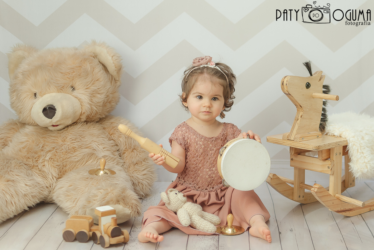Imagem capa - Como a Música Contribui para o Desenvolvimento do Bebê por Patrícia Oguma