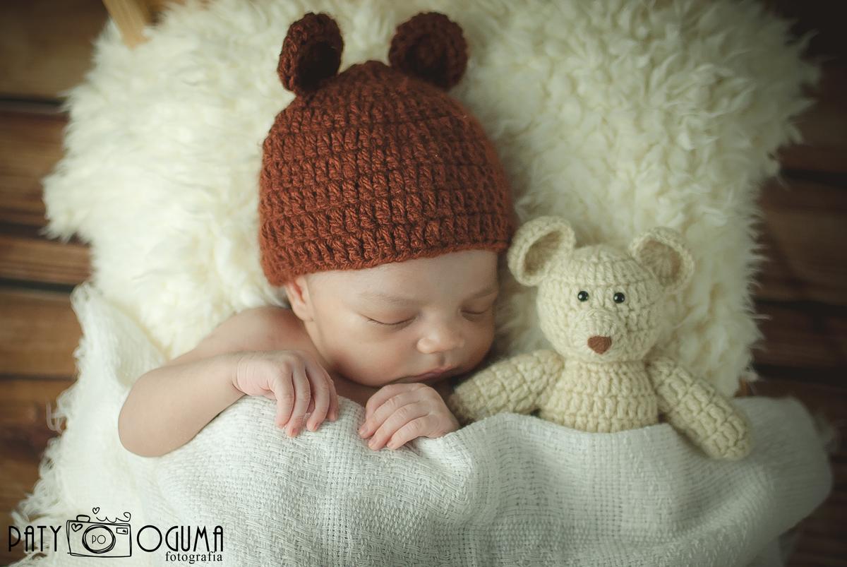 Imagem capa - O Que a Fotografia Newborn Pode Fazer por Sua Família por Patrícia Oguma