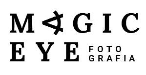 Logotipo de M A G I C    E Y E