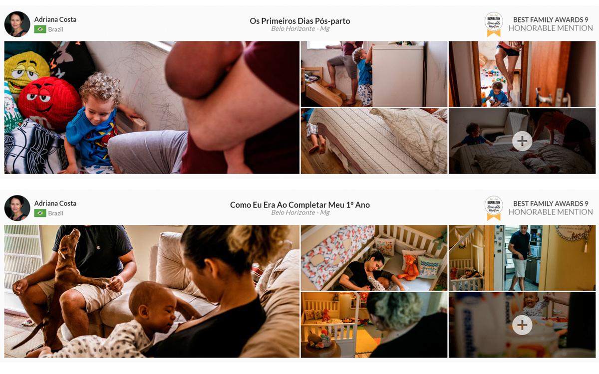 Imagem capa - Continuação: 2 histórias com Menção Honrosa! por Adriana Costa