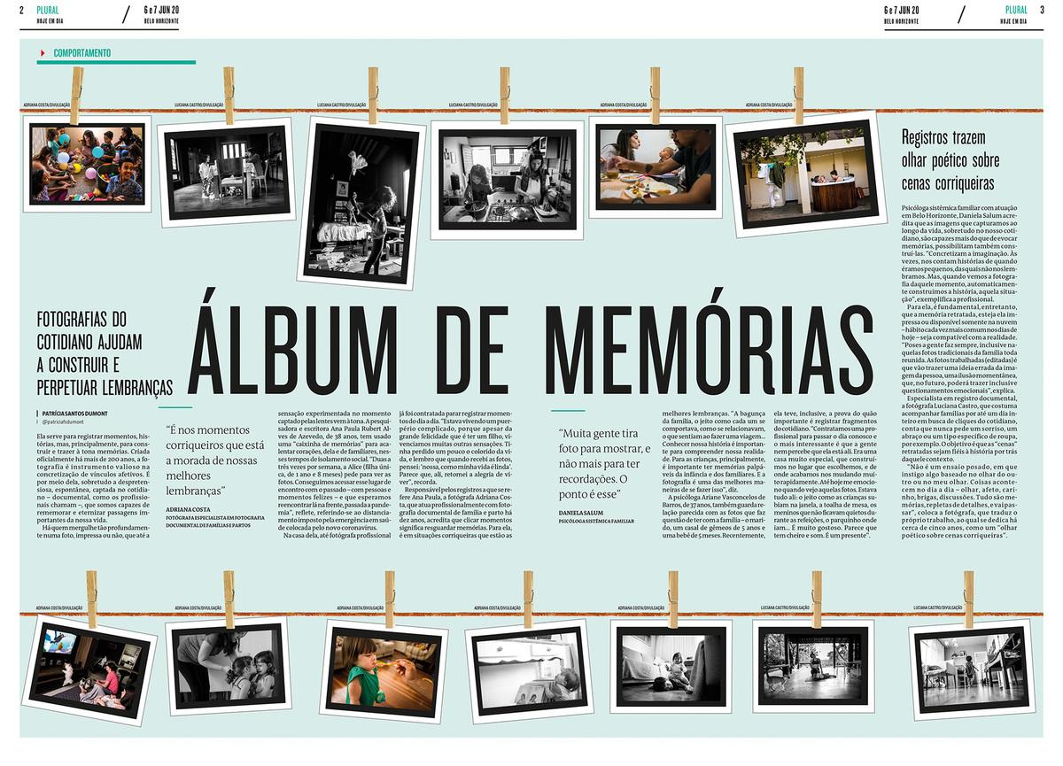 Imagem capa - Estou no Jornal Hoje em Dia na matéria: