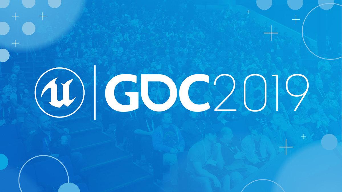 Imagem capa - Unreal Engine no GDC 2019 por TIAGO VAZ