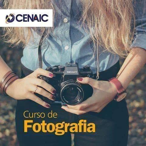 Imagem capa - Curso de Fotografia - CENAIC TUPÃ por Mirelle Botelho