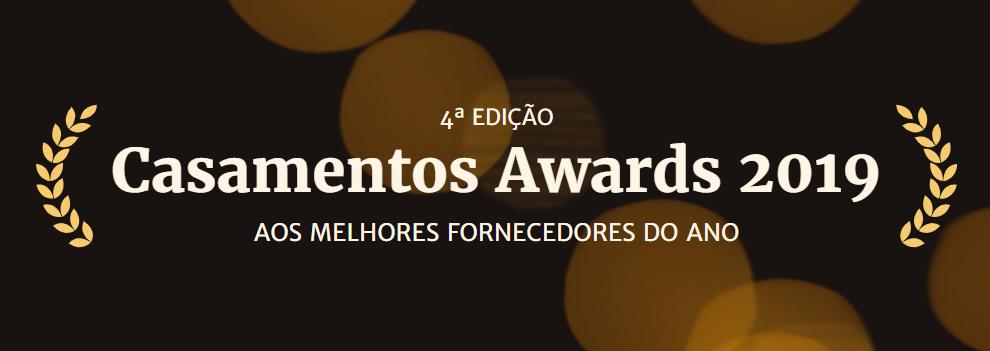 Imagem capa - Ganhamos o prêmio Casamentos Awards 2019 by Casamentos.com.br por Mirelle Botelho