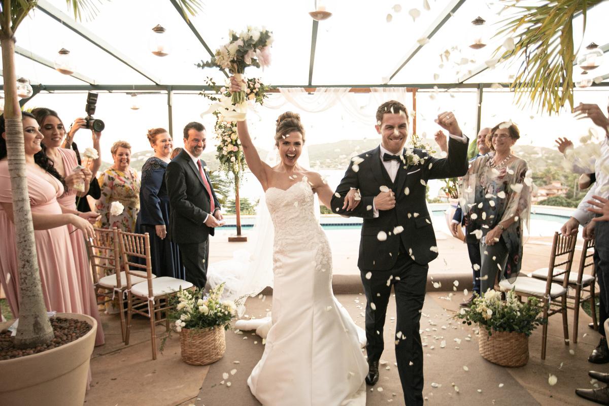 Imagem capa - Cortejo de Casamento: Qual é a ordem correta? por EF Cerimonial