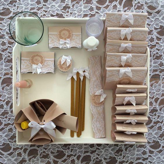 Imagem capa - Kit Toalete de Casamento: Aprenda a Fazer o Seu por EF Cerimonial