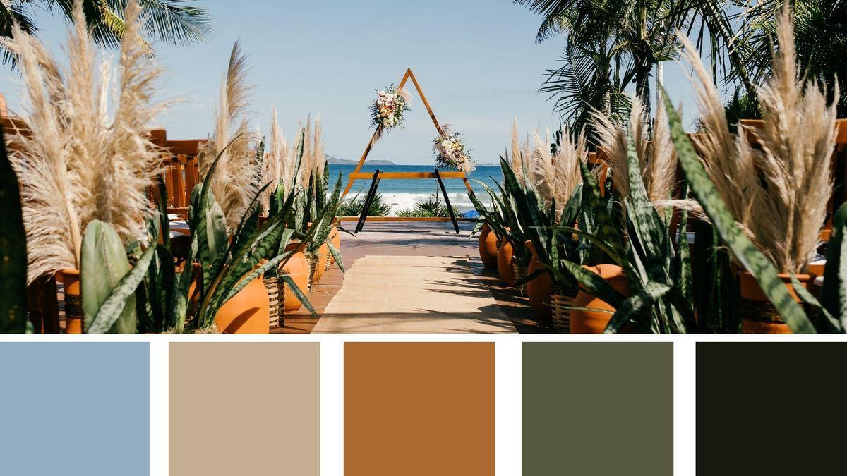 Imagem capa - Escolhendo a Paleta de Cores para O Casamento por EF Cerimonial
