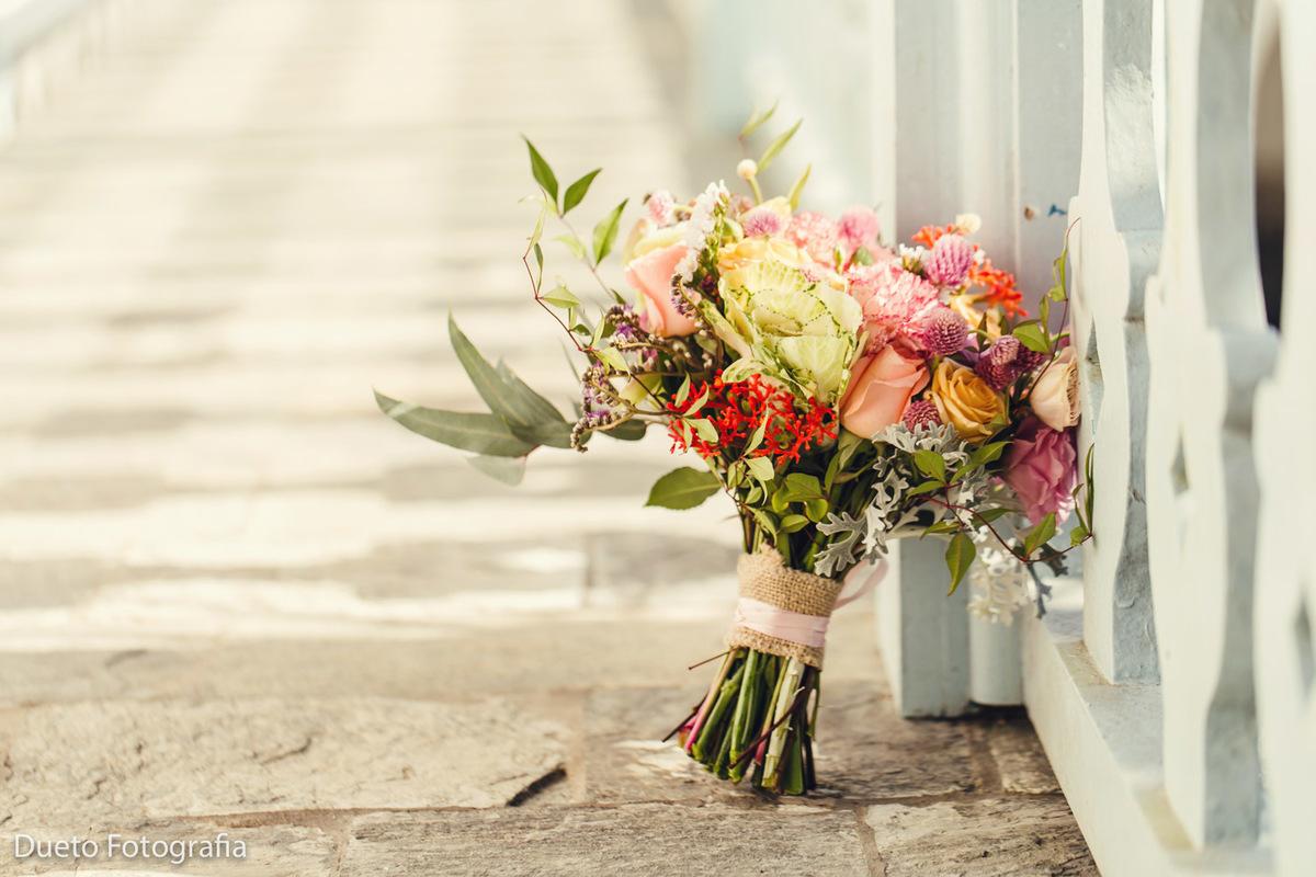 Imagem capa - Buquê de Noiva: Dicas De Como Escolher O Seu por EF Cerimonial