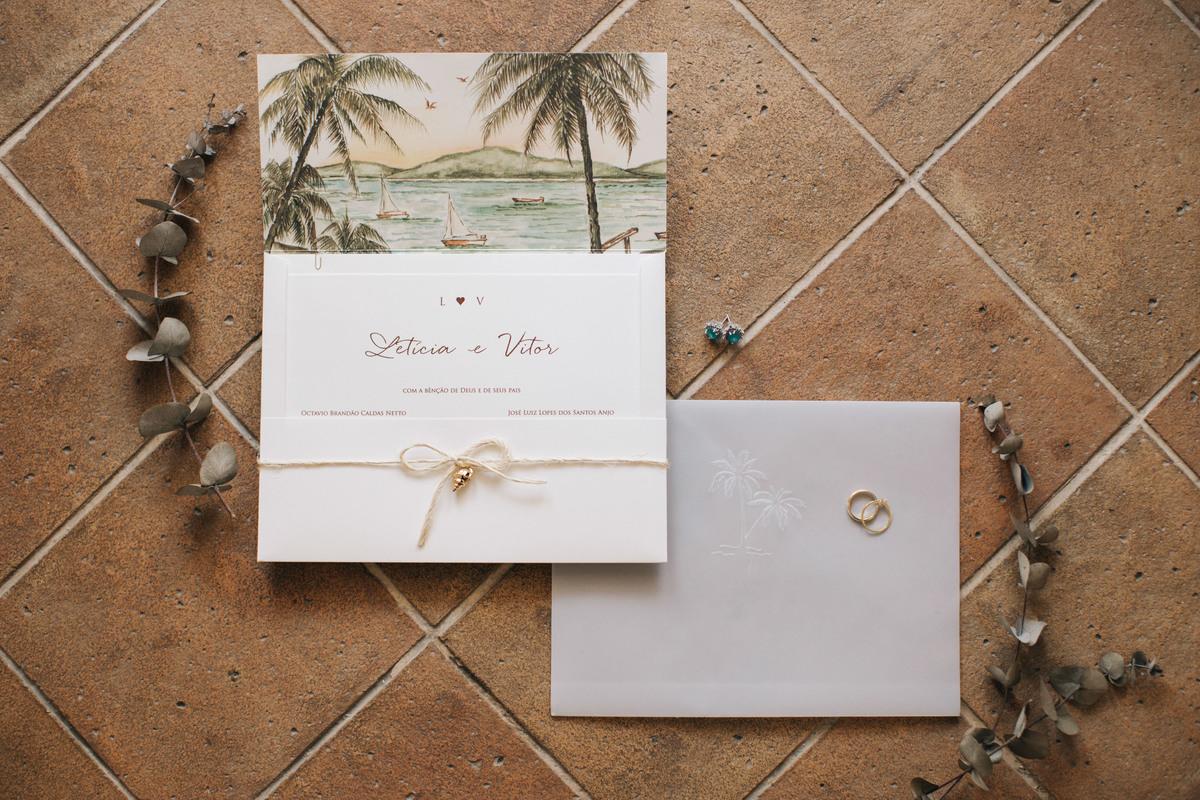 Imagem capa - Convite de Casamento: Tirando as Dúvidas  por EF Cerimonial