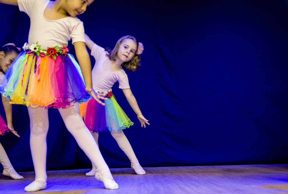 Imagem capa - Apresentação de Ballet por Amilcar Lopes Ponchelli