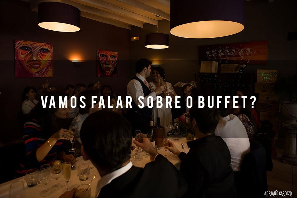 Imagem capa - Vamos falar sobre o buffet? por Adriano Cardozo Photographer