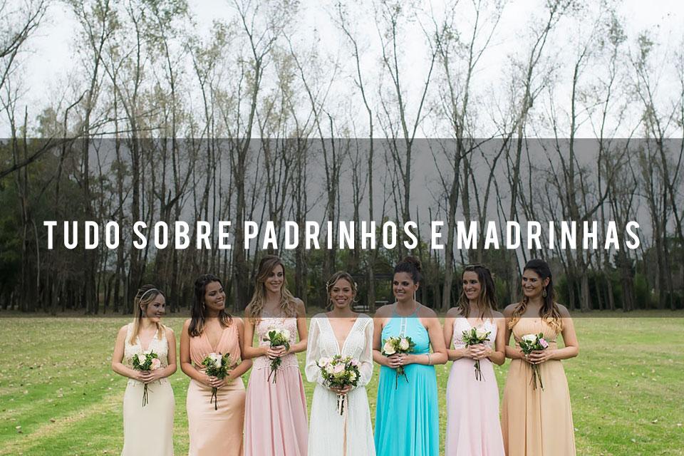 Imagem capa - Tudo sobre padrinhos e madrinhas por Adriano Cardozo Photographer