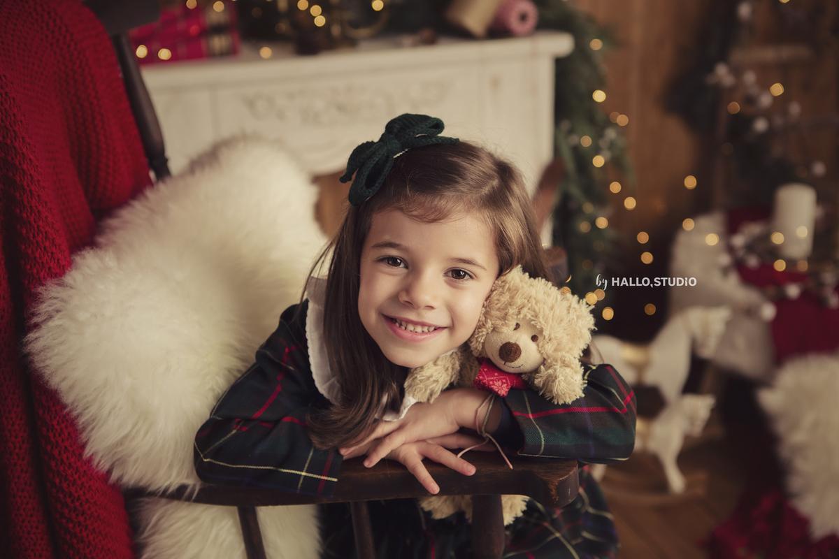 Imagem capa - Mini-sessões de Natal  - 2020 por Hallo Studio
