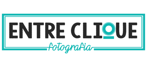 Logotipo de Entre Clique Fotografia
