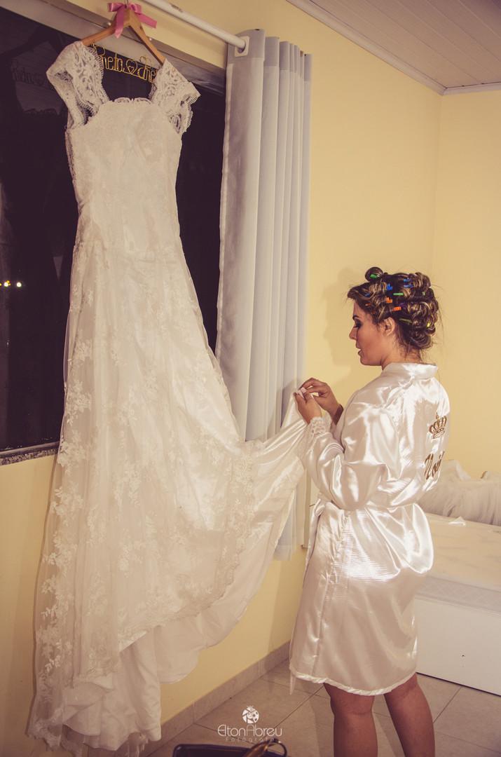 Imagem capa - Escrever na barra do vestido por Elton Abreu Araujo Sampaio