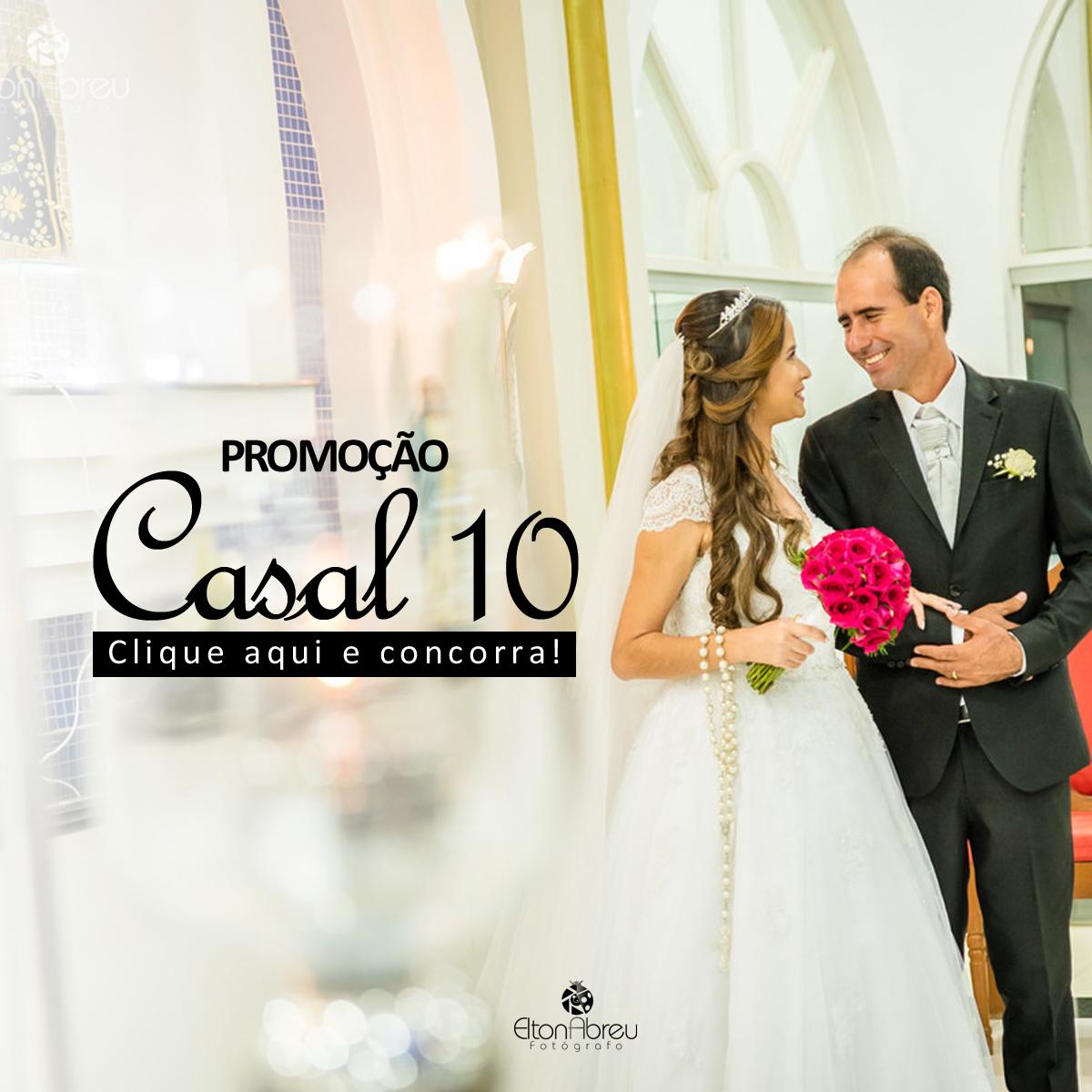 Imagem capa - PROMOÇÃO CASAL 10 por Elton Abreu Araujo Sampaio