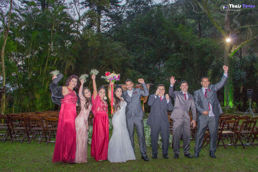 Wedding - Riachos de Itaipava Thais Teves Fotografia Petrópolis - RJ