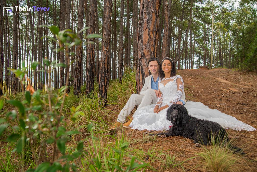 Trash the dress - Vale da Lua Thais teves Fotografia  Petrópolis - RJ