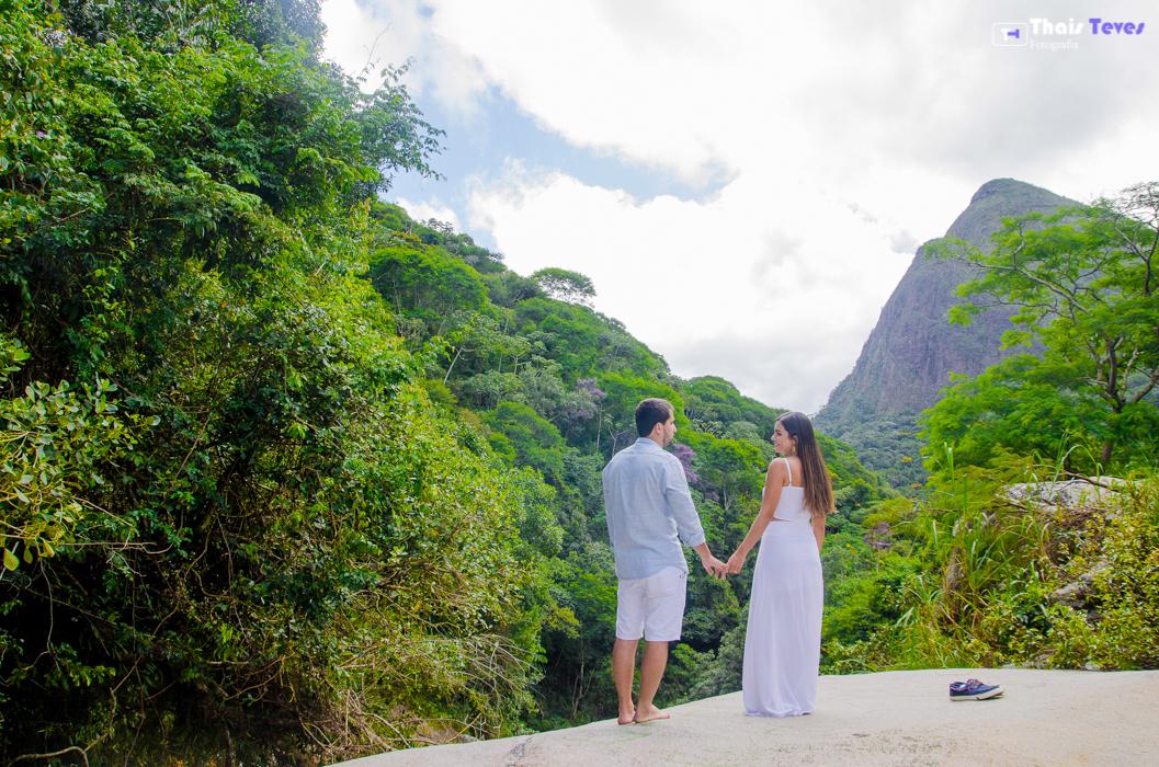 Pré-Wedding - Parnaso Petrópolis - RJ Thais Teves Fotografia Pré Casamento