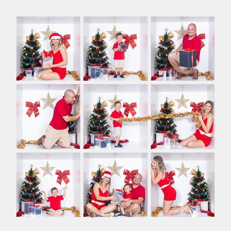 Imagem capa - Ensaio de Natal - Cubinhos de amor! por Victor Paiva