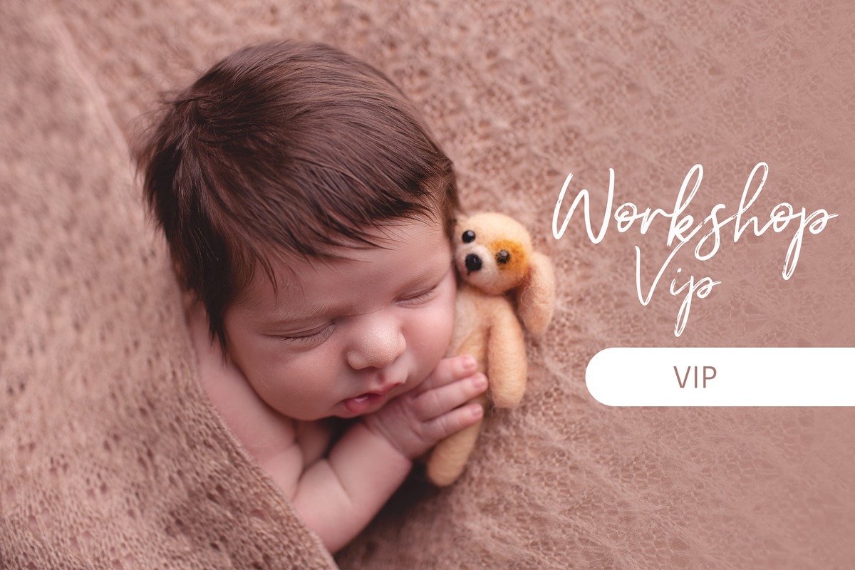 Imagem capa - Workshop Newborn • VIP por Bel Ferreira