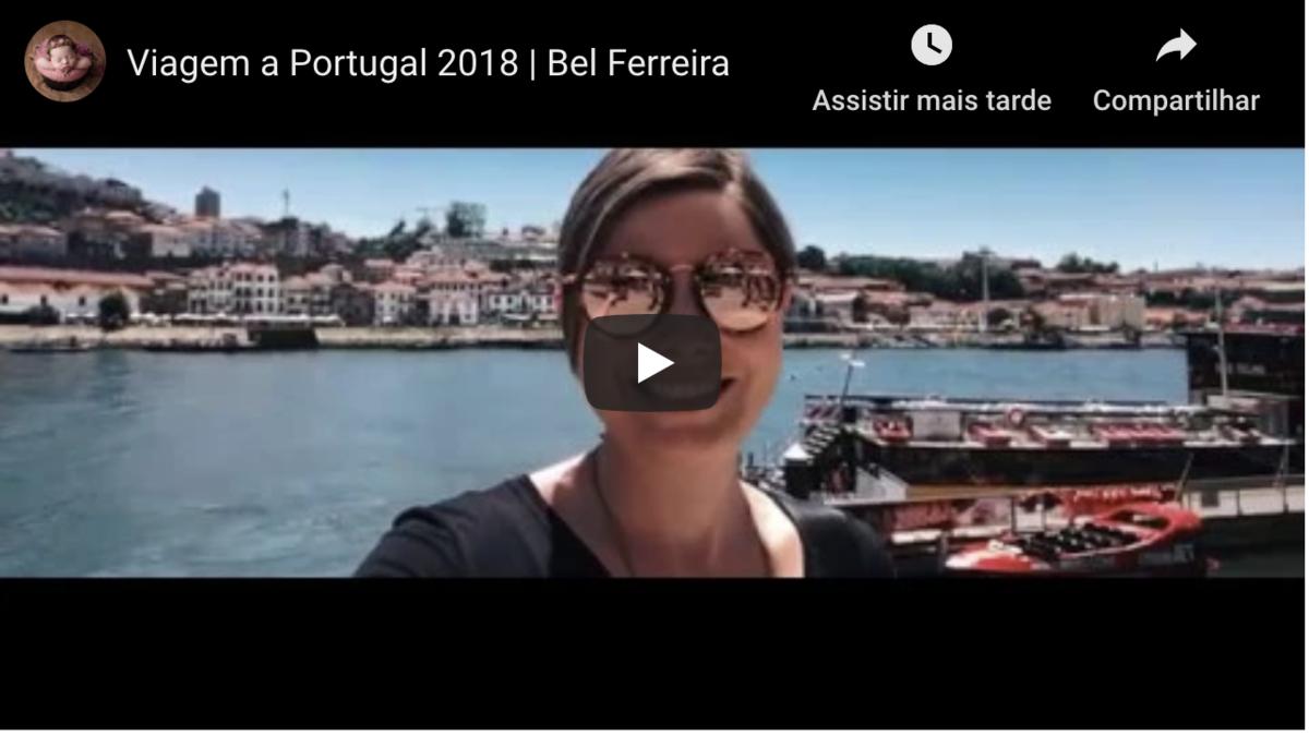 Imagem capa - Trip Portugal por Bel Ferreira