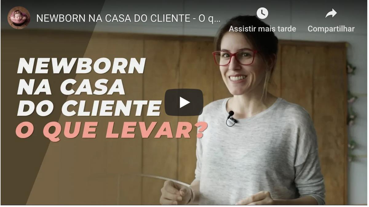 Imagem capa - Newborn na casa do cliente  por Bel Ferreira