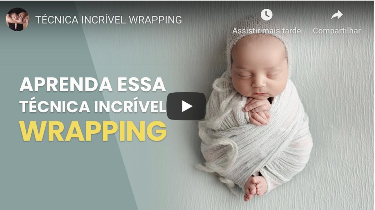 Imagem capa - Wrapping - aprenda essa teçnica incrível por Bel Ferreira