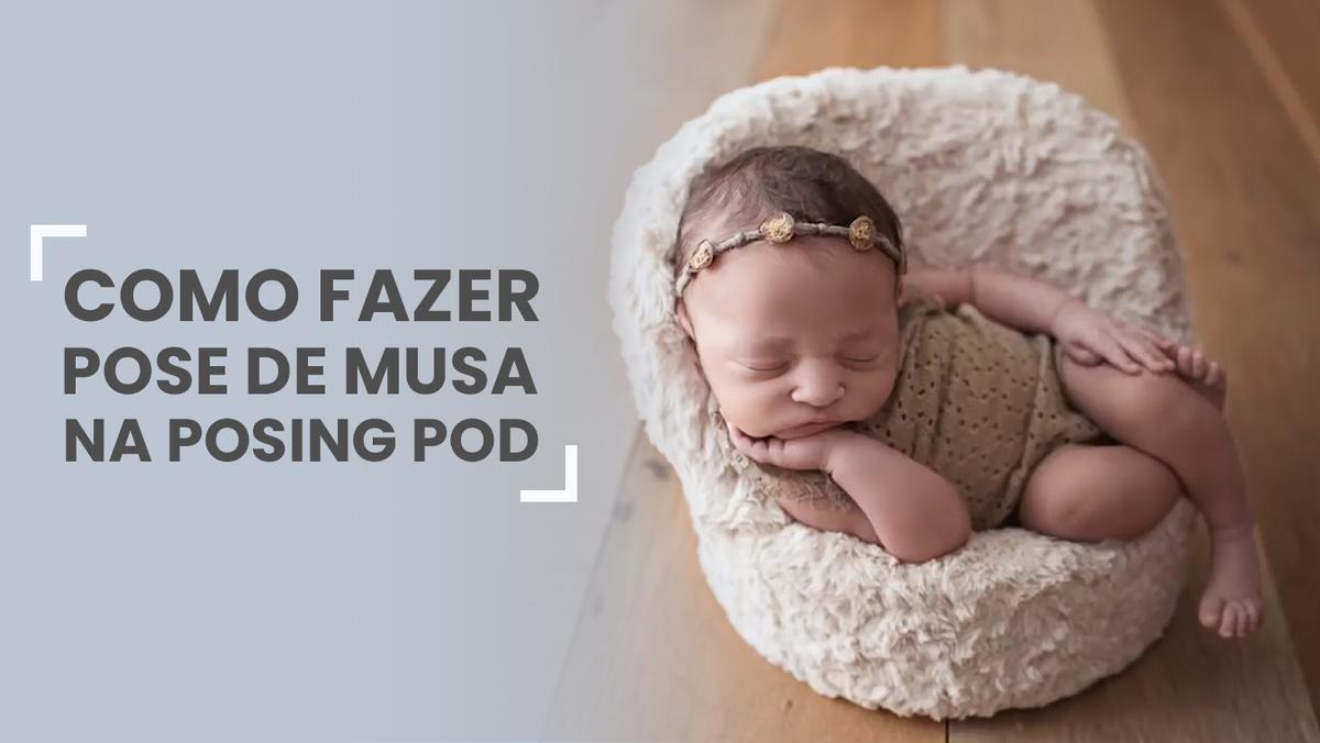 Imagem capa - Como fazer a Pose de Musa na PosingPod (cadeirinha) por Bel Ferreira