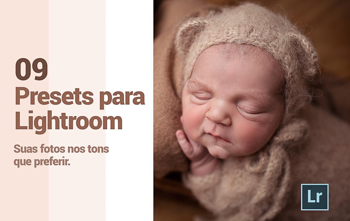 Imagem capa - Presets para Lightroom por Bel Ferreira