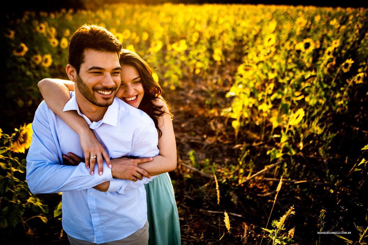 pre casamento no girassol por do sol wedding
