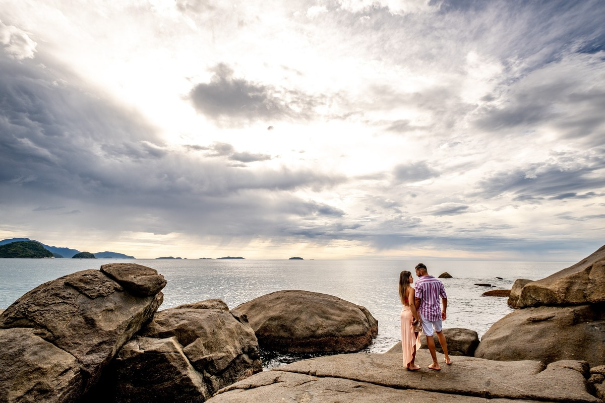 Imagem capa - 5 praias incríveis para seu ensaio pré-wedding!  por Rafael Bigarelli