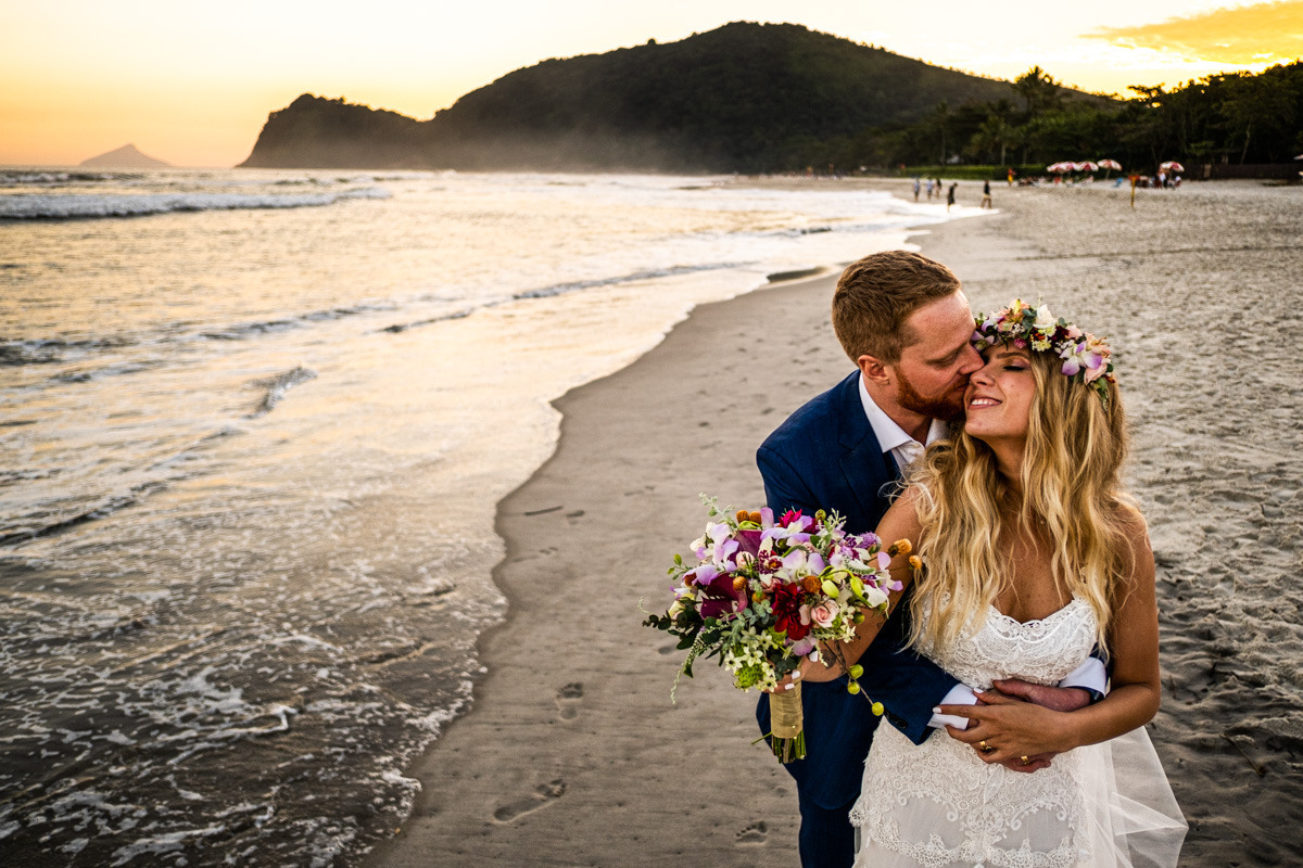 Imagem capa - Casamento na praia, como organizar? por Rafael Bigarelli
