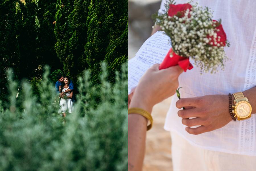 Imagem capa - Ensaio pré-casamento ou elopement wedding? por Silas Coelho