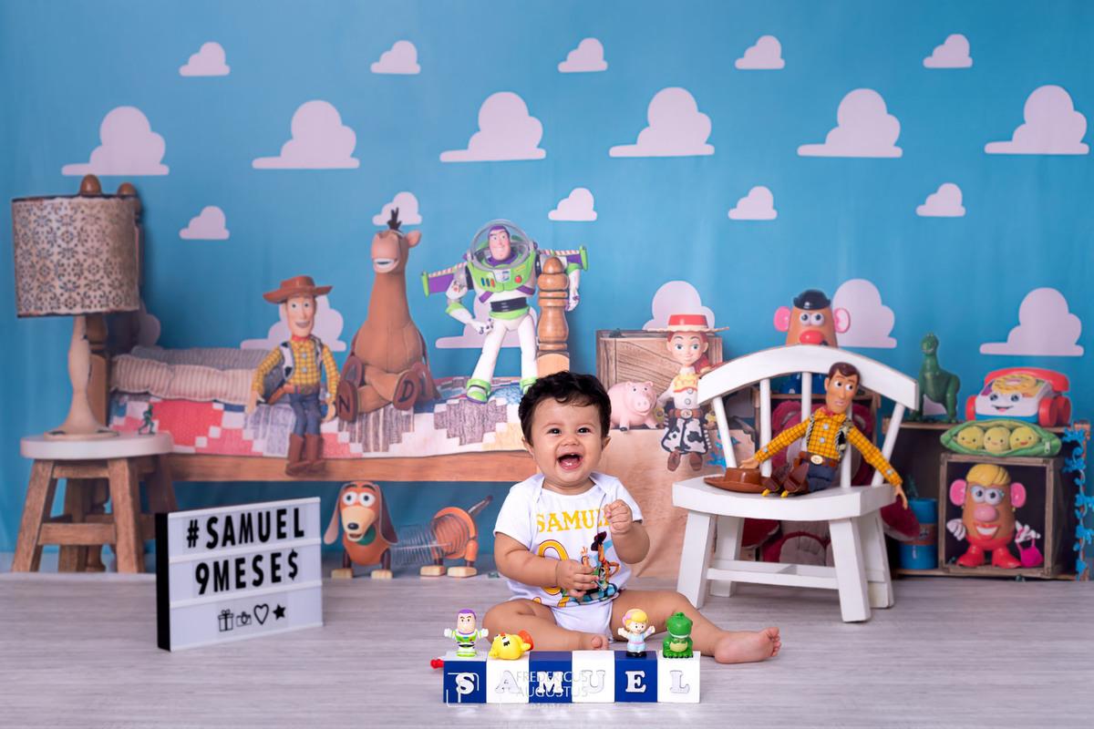 Imagem capa - Acompanhamento de Bebê do Toy Story do Samuel por FREDERICUS AUGUSTUS DA SILVA