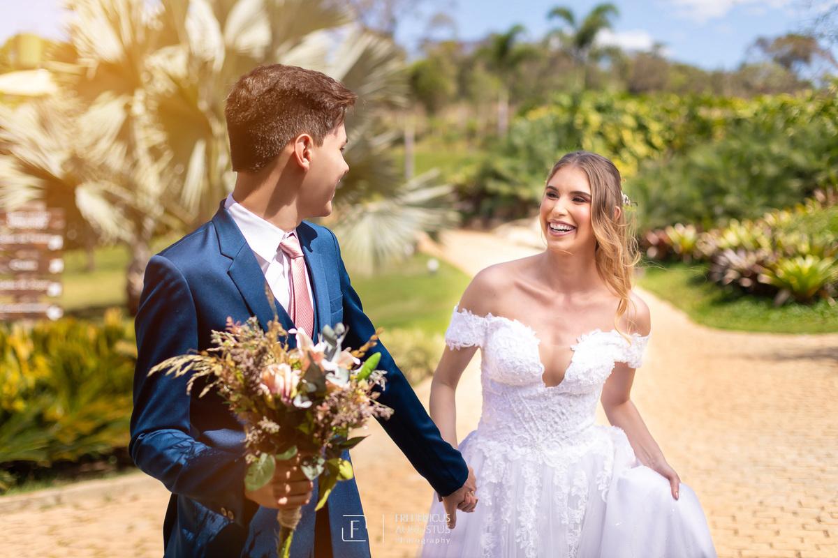 Imagem capa - Editorial de noivas - O amor é Alegria por FREDERICUS AUGUSTUS DA SILVA