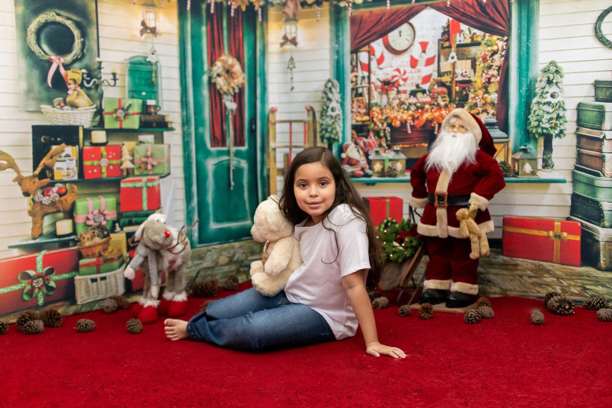 Imagem capa - Ensaio de Natal com cenário em 3D por FREDERICUS AUGUSTUS DA SILVA